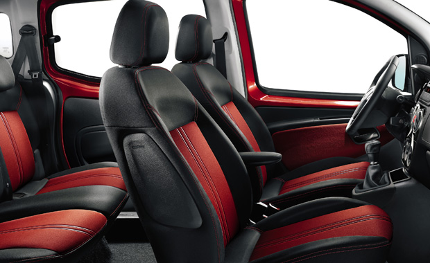 Fiat Qubo - Interior View
